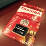 TOSHIBA microSDHC UHS-1 Card 32GB(THN-M302R0320A2)