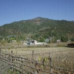 ポカラ サランコットの丘