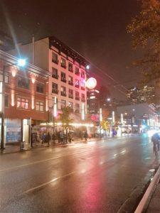 バンクーバーのHI Vancouver Central