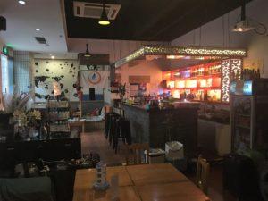 上海ブルーマウンテンバンドユース ホステルの共用スペース