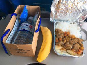 厦門航空(XIAMEN AIR)の機内食
