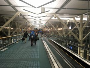 バンクーバー国際空港