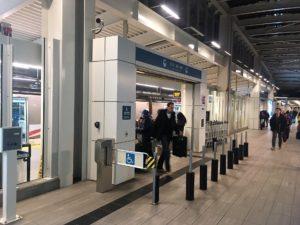 バンクーバースカイトレインの駅