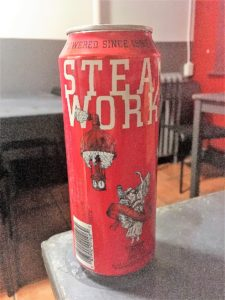 Steamworksの HEROICA RED ALE 500ml