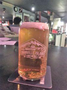 Granville Island BrewingのPale Ale 4.5CA$