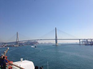 釜山港大橋(부산항대교)