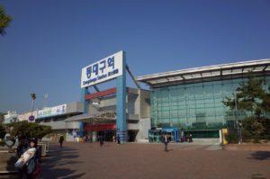 東大邱駅(동대구역)/トンデグ